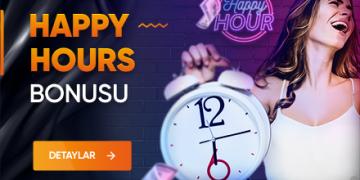 Happy Hours Bonusu