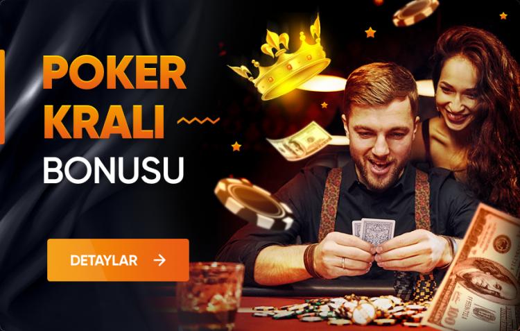 Poker Kralı Bonusu
