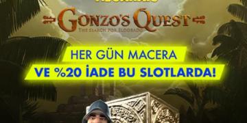 anadolu casino gonzo bonus