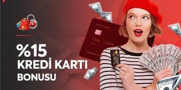 kredi kartı bonusu