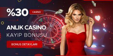 30 casino promosyon