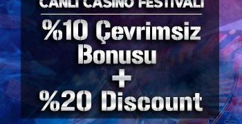 bahsine bonus 10
