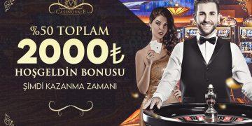 casinovale bonus 4
