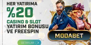 modabet bonus 12